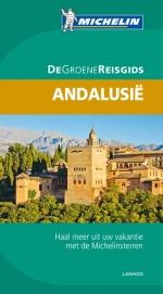 Reisgids Andalusië -  Sevilla, Cordoba, Granada, Almeria   Michelin groene gids