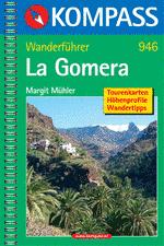 Wandelgids / wanderführer La Gomera   Kompass