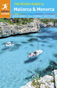 Reisgids Rough Guide Mallorca and Menorca   Rough guide