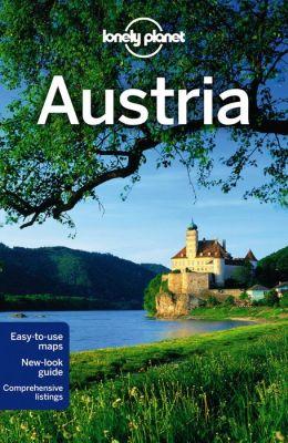 Reisgids Lonely Planet Austria - Oostenrijk   Lonely Planet