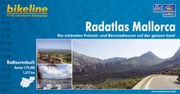 Fietsgids Radatlas Mallorca   Bikeline