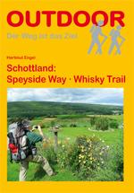 Wandelgids Speyside Way - Whisky Trail (Schotland)   Conrad Stein