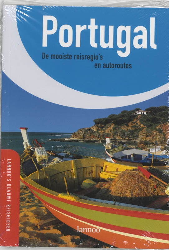 Reisgids Portugal   Lannoo blauwe serie