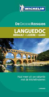 Reisgids Languedoc   Michelin groene gids