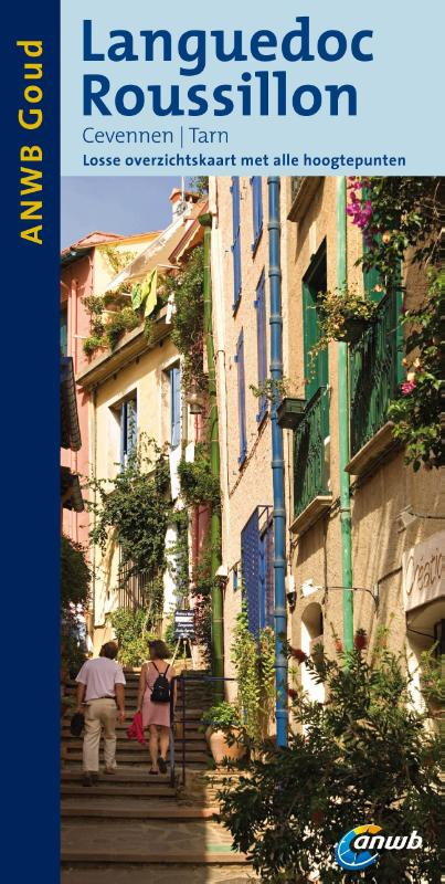 Reisgids Languedoc - Rousillon   ANWB goud