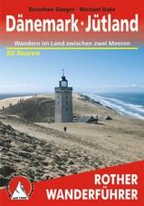 Wandelgids Dänemark – Jütland - Denemarken   Rother Wanderführer