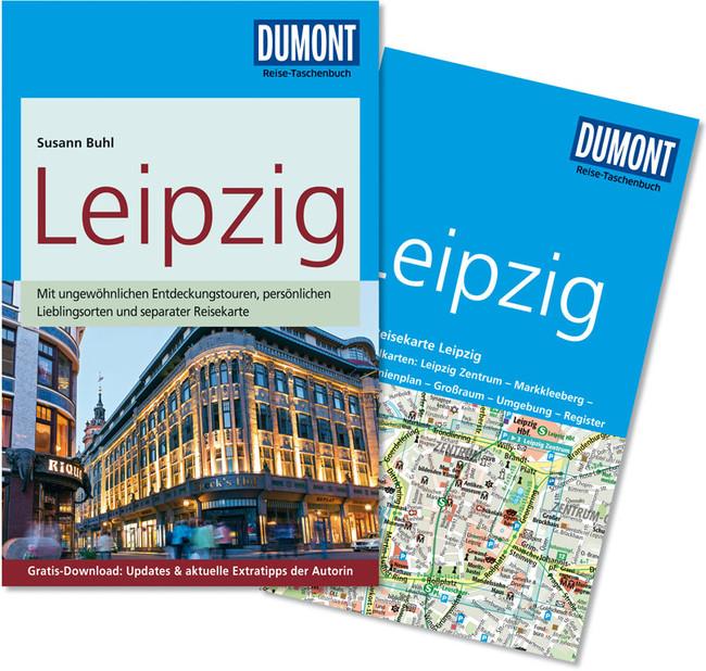 Reisgids Leipzig   Dumont Reise Tachenbuch