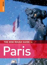 Reisgids Rough Guide Paris Mini - Parijs   Rough Guide