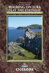 Wandelgids Walking on Jura, Islay and Colonsay : Cicerone :