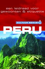 Reisgids Cultuur bewust Peru : Elmar :