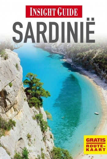 Reisgids Sardinie  - Sardinië   Insight guides NEDERLANDS