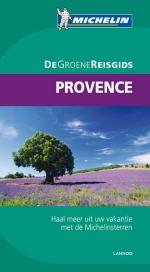 Reisgids Provence (Avignon - Arles - Aix-en-Provence - Marseille)   Michelin groene gids