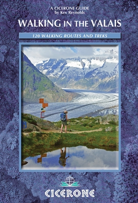 Wandelgids Walks In The Valais - Wallis   Cicerone