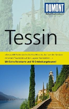 Reisgids Tessin   Dumont reise Taschenbucher