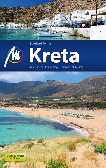 Reisgids Kreta   Michael Muller Verlag