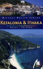 Reisgids Kefalonia & Ithaka   Michael Muller Verlag