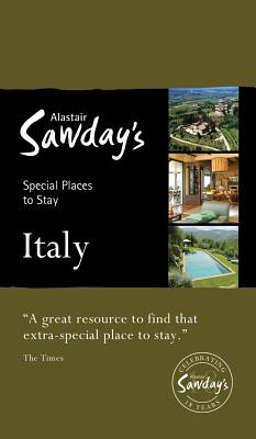 Accommodatiegids Bed & Breakfast Special Places to Stay - Italy - Bed & Breakfast gids Italie   Alistair Sawday's