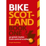 Bike Scotland Book One, fietsgids Centraal Schotland :
