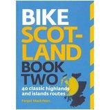 Bike Scotland Book Two , fietsgids Highlands en eilanden Schotland