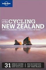 Fietsgids Cycling New Zealand : Lonely Planet :
