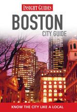 Reisgids Boston : Insight City Guide :