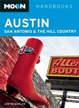 Reisgids Austin, San Antonio and the Hill Country : Moon handbooks :