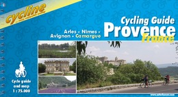 Fietsgids Cycling guide Provence   Bikeline