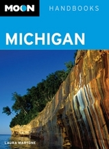 Reisgids Michigan (USA) : Moon handbooks :
