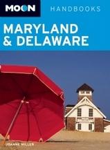 Reisgids Maryland, Delaware (USA) : Moon handbooks :