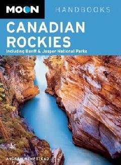 Reisgids Canadian Rockies (Canada)   Moon handbooks