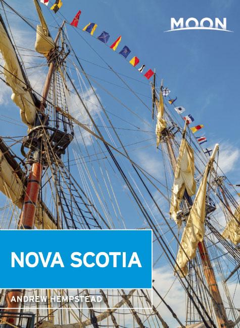 Reisgids Nova Scotia   Moon handbooks