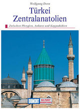 Kunstreisgids Kunstreisefuhrer Türkei - Zentralanatolien / Cultuur- en kunstreisgids Turkije   Dumont