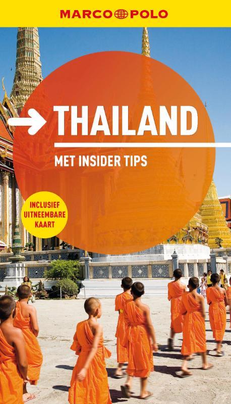 Reisgids Marco Polo Thailand   Unieboek