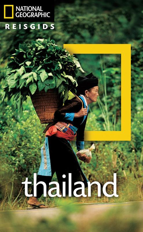 Reisgids National Geographic Thailand   Kosmos