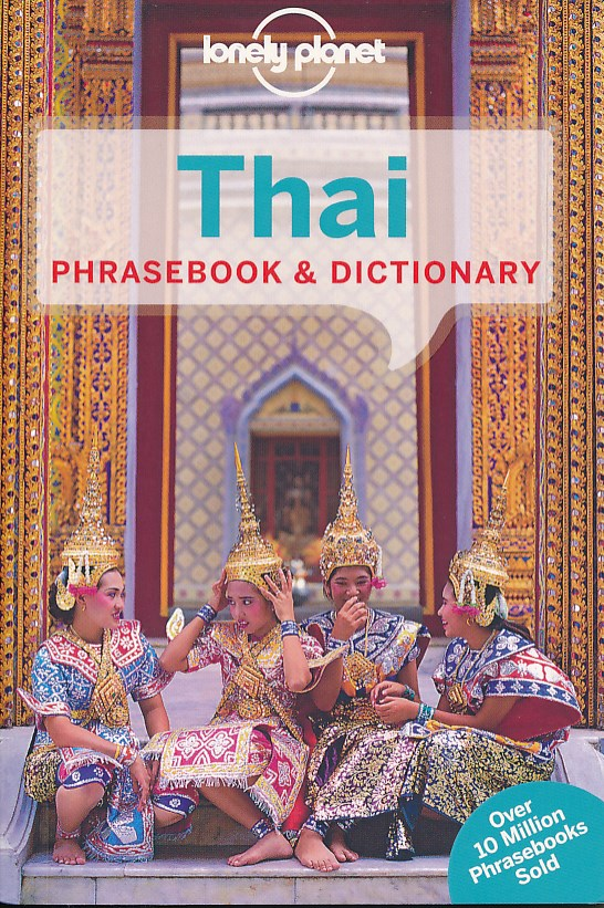 Woordenboek Taalgids Thai Phrasebook and dictionary    Lonely Planet