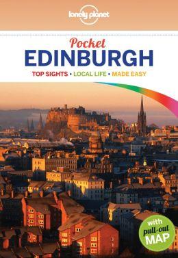 Reisgids Edinburgh pocket   Lonely Planet