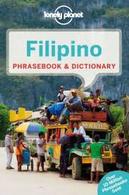 Woordenboek Taalgids Filipino Tagalog Phrasebook - Filipijns   Lonely Planet phrasebook