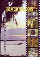 DVD Suriname - an exciting part of the Amazon (Nederlands en Engels)