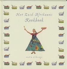 Kookboek Zuid Afrika - Het Zuid-Afrikaans kookboek   Ruitenberg