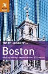 Reisgids Rough Guide Boston : Rough Guide :