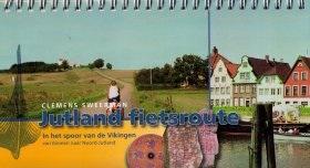 Fietsgids Jutland fietsroute, in het spoor van de Vikingen - van Emmen naar Noord-Jutland   Pirola