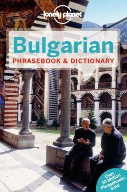 Woordenboek Taalgids Bulgarian Phrasebook - Bulgaars   Lonely Planet