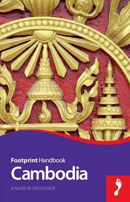 Reisgids Cambodia -  Cambodja   Footprint