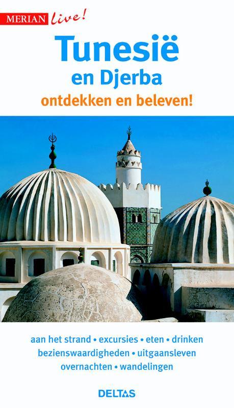 Reisgids Tunesie en Djerba   Merian live!