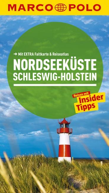 Reisgids Nordseek�ste Schleswig-Holstein (Noordzeekust)   Marco Polo