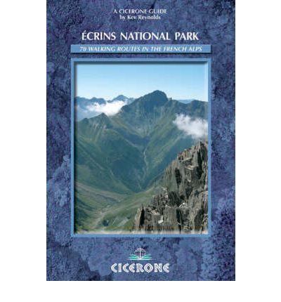 Wandelgids Ecrins National Park   Cicerone