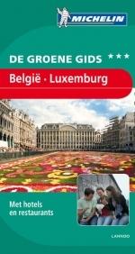 Reisgids België - Luxemburg   Michelin groene gids