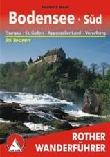 Wandelgids Bodensee - Sud / Thurgau – St. Gallen – Appenzeller Land – Vorarlberg    Rother