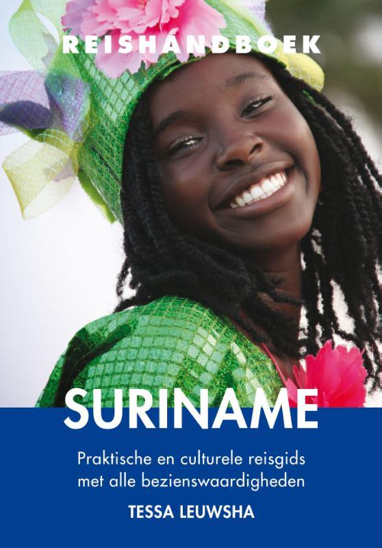 Reisgids Suriname reishandboek   Elmar
