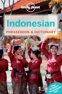 Woordenboek Taalgids Indonesian phrasebook - Indonesisch   Lonely Planet